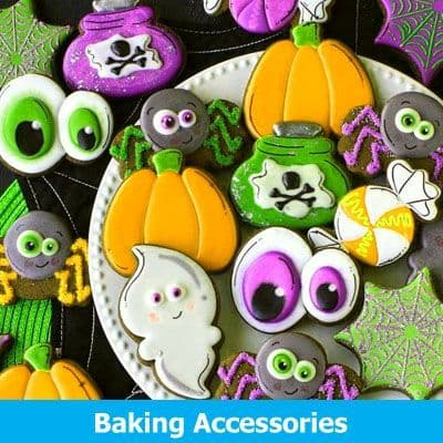 Halloween  Baking Accessories
