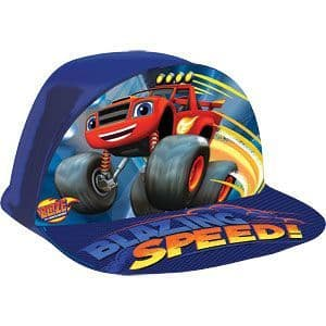 Hat: Blaze and the Monster Machines Vac Form Baseball Cap (each)