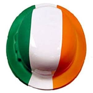 Hat: Irish Flag Bowler St Patrick's Day Hat (each)