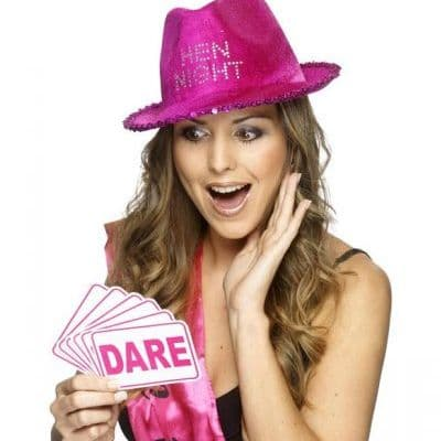 Hen Night:  Dare Cards Ideal for your hen night