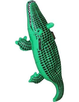 Inflatable: 150cm Inflatable Crocodile