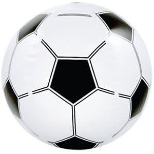 Inflatable: 40cm Inflatable Football Ball