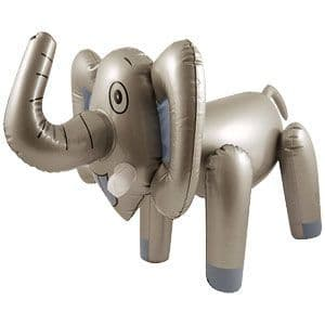 Inflatable: 65cm Inflatable Elephant (each)