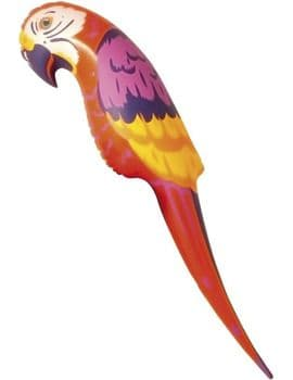 Inflatable: Colourful Tropical Parrot