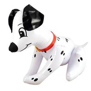 Inflatable: Inflatable Dalmatian Dog - 50cm