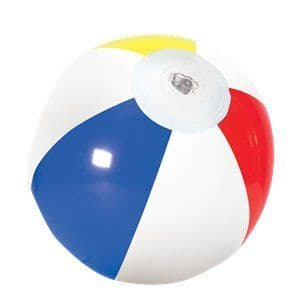 Inflatable: Mini Inflatable Beach Ball - 17cm
