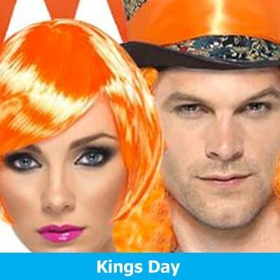 Kings Day 27th April