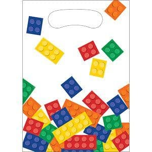 Loot Bags: Block Party Loot Bags (8pk)