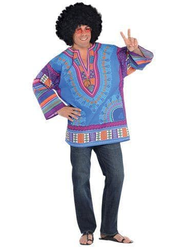 Novelty: Festival Tunic Only - Adult Costume - Size: 40-42