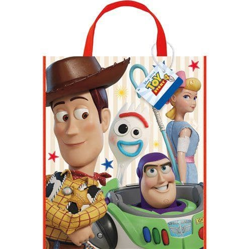Party Bag: Toy Story 4 Party Tote Bag - Each