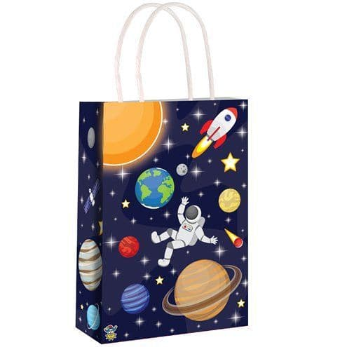 Party Bags:Space Gift Bag - 21cm