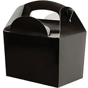 Party Box: Black Party Boxes (each)