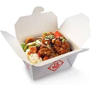 Party Box: Chinese Party Food Box x6