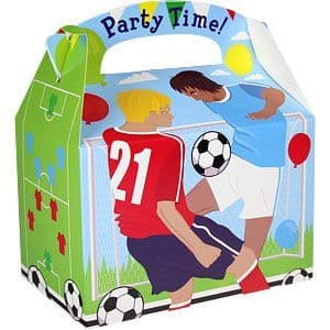 Party Box: Football Party Box - 15cm long (each) (Receive a discount the more you buy)