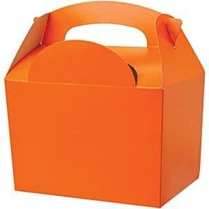 Party Box: Orange Party Boxes (each)