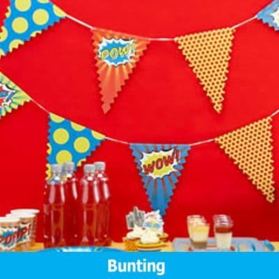 Party Flag Bunting