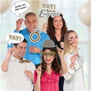 Photo Prop: OMG Engagement Photo Props x12pk