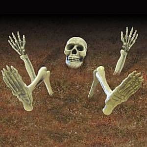 Prop: 3D Skeleton Groundbreaker (12 pieces)