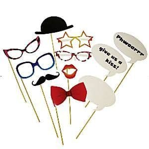 Props: Photo Booth Kit (11pk)