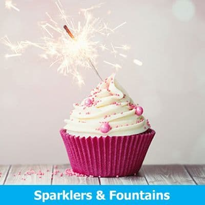 Sparklers & Fountain Candles
