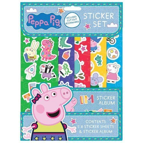 Stickers: Peppa Pig Sticker Set