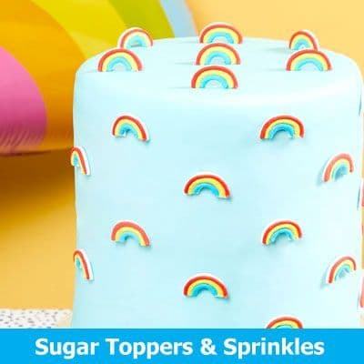 Sugar Toppers & Sprinkles