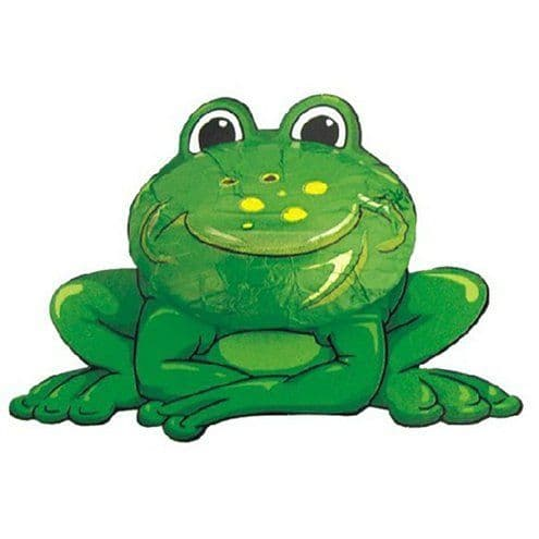 Sweets: Frog Chocolate x6pk
