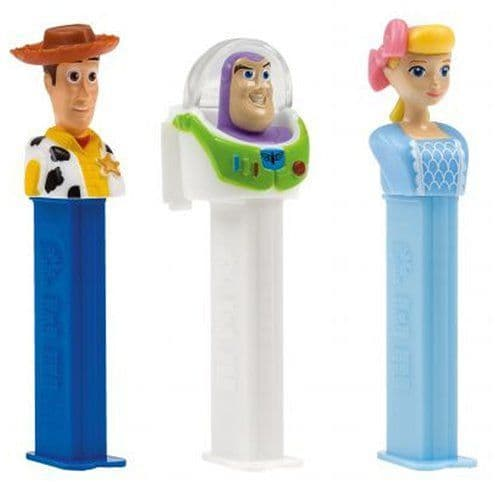 Sweets: Pez Toy Story 4 Refill - each