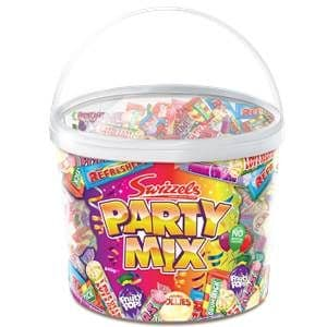Sweets: Swizzels Party Mix Tub (each)