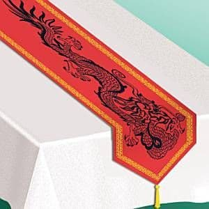 Tablecloth: Chinese New Year Table Runner - 1.8m