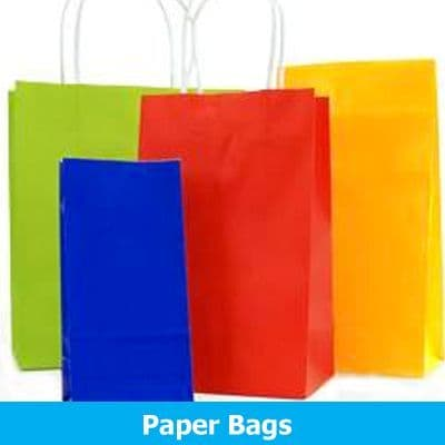 Tote & Paper Party Bags