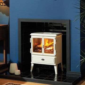Dimplex Auberry Stove Optimyst Flame 2kW Remote Control