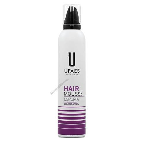 Ufaes Espuma Capilar de Color Acondicionadora 300 ml.