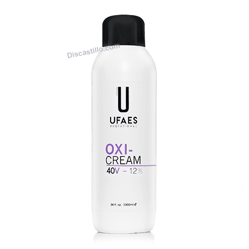 Ufaes Oxigenada En Crema 40 Vol. 12% 1000 ml