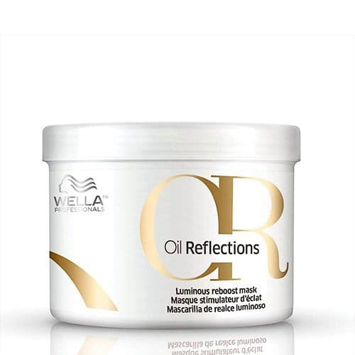 Wella Oil Reflections Mascarilla Realzadora del Brillo 500 ml