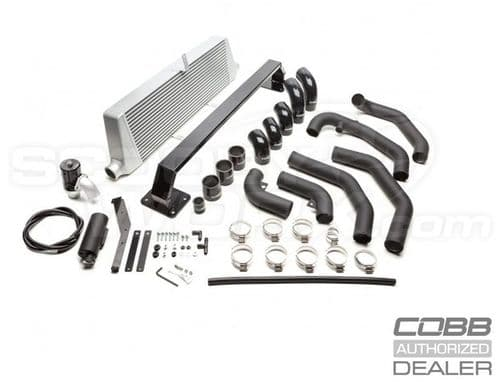 Cobb Subaru Front Mount Intercooler Kit (Silver) STI 2008-2014