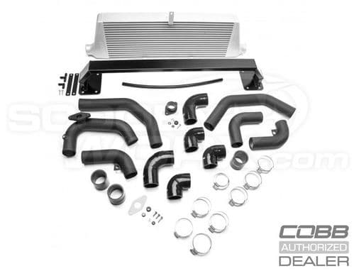 Cobb Subaru Front Mount Intercooler Kit (Silver) WRX 2008-2014