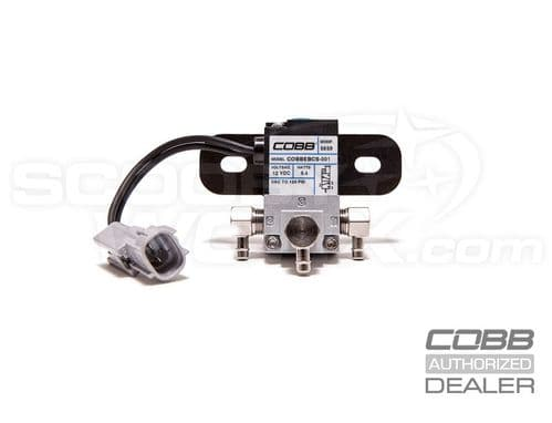 COBB Subaru WRX / STI / FXT 3-Port Boost Control Solenoid (BCS) '99 models onwards