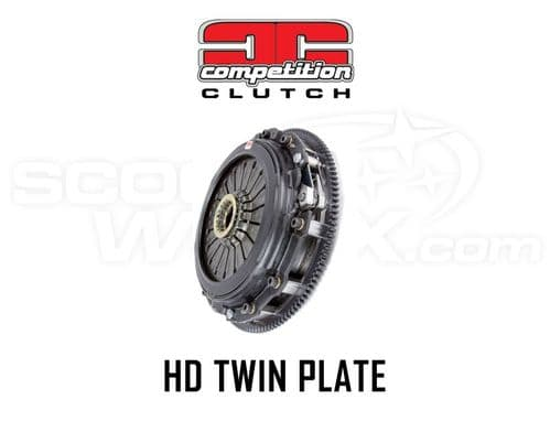 Competition Clutch HD Twin Plate Clutch's