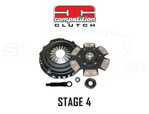 Competition Clutch Stage 4 Sprung Clutch (1620 SERIES)