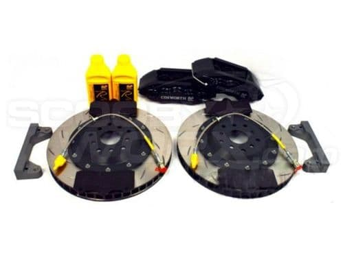 Cosworth Big Brake Kits - (Fits under 18 inch Wheels only)