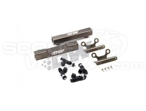 Deatschwerks Top Feed Fuel Rail Upgrade Kit With 2200cc Injectors