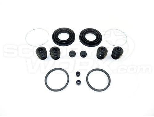 Genuine 1 Pot Bolted Rear Seal Kit (26697FC000)