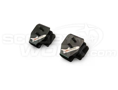 Hardrace Impreza GC GD Harden Engine Mount 5MT Hardend Rubber 2PCS/SET (5835-A)