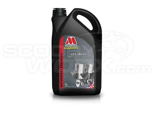 Millers CFS 5w40 Ester Based Fully Synthetic Oil