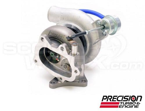 RCM / Precision Stock Position Billet Turbo