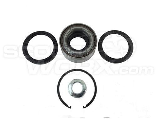 Subaru Impreza 2.0i WRX Turbo 00 to 06 Front Wheel Bearing Kit