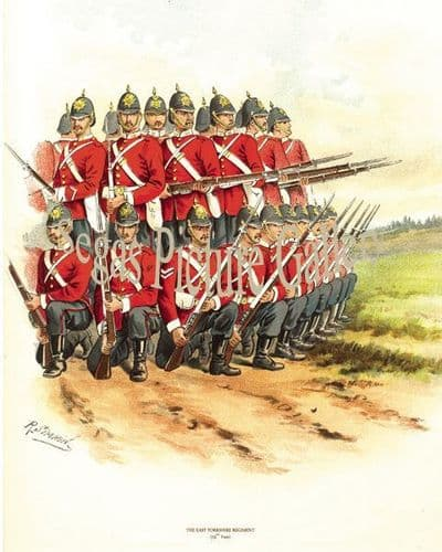 East Yorkshire Regiment (15th Foot)
