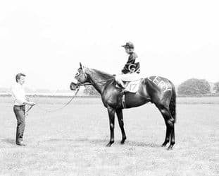 Mill Reef with Geoff Lewis (610-01)