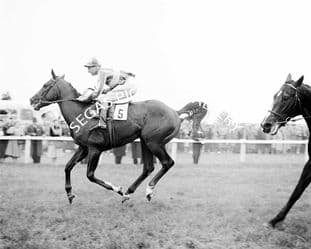 Never Say Die with Lester Piggott (137-01)